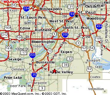 Eastview High School - Maps